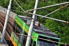Siemens Combino 50 km/h sie trakcyjna MPK Pozna (3x105Na) Tags: siemens tram poland polska 12 50 pst strassenbahn mpk pozna tramwaj combino 50kmh sie mpkpozna ograniczenie prdkoci trakcyjna poznaskiszybkitramwaj