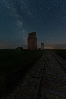 Night Sky at Dankin