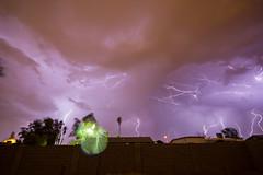Monsoon Lightning (nebarnix) Tags: arizona weather monsoon lightning storms