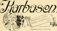 """Image from page 604 of """"Skämtbilden och dess historia i konsten"""" (1910)"""
