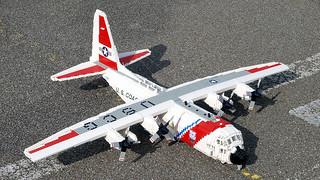 Lockheed HC-130H Hercules United Stated Coast Guard No. 1711
