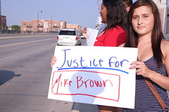 Justice for Mike Brown