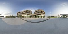 Leica Building - Panorama (jeglikerikkefisk) Tags: leica panorama germany deutschland gebude kamera 360 wetzlar kugelpanorama