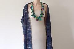 La Folie 3 (rRradionica) Tags: necklace handmade crochet craft accessories etsy accessory rrradionica