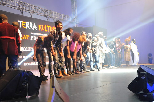 SAROTHEMUSICAL performed for STANBIC IBTC