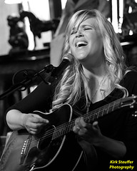 Hilary Scott @ Conway Muse (Kirk Stauffer) Tags: show seattle portrait bw musician music food woman usa white playing black cute girl beautiful female bar hair menu scott restaurant us photo washington concert nikon women long pretty tour play guitar conway song live stage gig performing band hilary august pop muse event eat wash curly drinks hillary singer blonde indie acoustic vocalist wa entertainer perform wavy vocals kirk whims