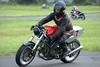 Cette Ducati Pantah est très déshabillée !