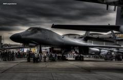 Dangerous Beauty (Michis Bilder) Tags: beauty plane dangerous aircraft military