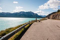 Abraham Lake 5 (Sean Maynard) Tags: blue lake water ab alberta manmade rockymountains resevoir northsaskatchewanriver davidthompsonhighway abrahamlake rockflour