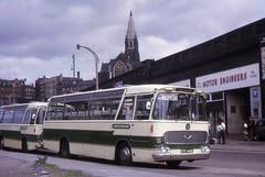 EFE445E (21c101) Tags: nottingham bedford 1971 lincolnshire 1967 vam viceroy 1601 broadmarsh duple vam14 efe445e