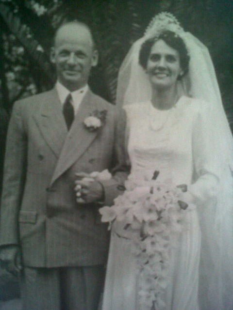 kilmister marriage 1948