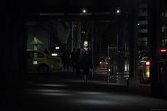 Untitled (Ranga 1) Tags: city nightphotography urban girl night canon streetlight nocturnal candid australian streetphotography australia melbourne streetscene victoria cinematic spotlights nightexposure davidyoung ef24105mmf4lusm canoneos5dmarkiii