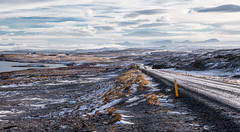 Iceland (greg02100) Tags: road winter snow landscape island iceland hiver route neige paysage peninsula islande pninsule canoneos5dmarkii canonef2470lf28usm