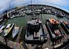 Fisheye (gillybooze) Tags: sky weather boats brighton vista fisheyelens ©allrightsreserved