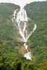 Dudhsagar Falls (dakshsharma) Tags: waterfalls dudhsagar dudhsagarwaterfalls