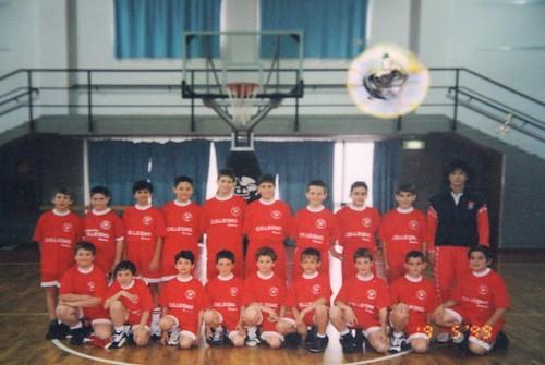 Collegno Basket 98-99 2