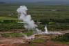 Zweifach Strokkur (Fotos4RR) Tags: island iceland geyser geysir strokkur eruption haukadalur ausbruch fountaingeyser