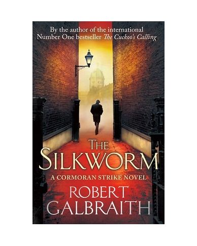Robert Galbraith book fan photo