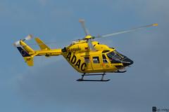 D-HBRB - Eurocopter BK-117 B2 - ADAC Luftrettung GmbH (MikeSierraPhotography) Tags: germany air cologne köln helicopter spotting eurocopter adac bk117 luftrettung canoneos700d dhbrb cgneddk