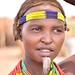 Woman, Dassanech Tribe, Ethiopia