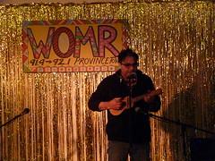Arch Larizza at Frank's Ukulele Bash 2014 097 (wildukuleleman) Tags: arch larizza franks ukulele bash 2014 provincetown massachusetts mary martin womr franksukulelebash2014 wildukuleleman