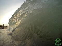 G0127488 (photofab.fr) Tags: morning light sunset sea black water waves vagues 2014 mediterane hd3 gopro