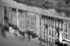 DSC_9859 ( Ixio) Tags: wedding blackandwhite bw italy white black reflection water reflections river italia waves fiume bn firenze arno riflessi bianco n