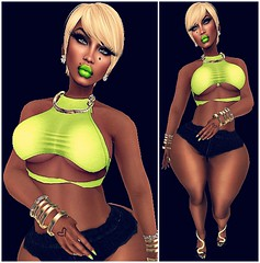 !LOTD#123 The Only One (CutiePie Bugatti) Tags: co57 solicit ryca pinkfuel elikatira