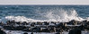 Espuma de ola (felipemadroñal) Tags: sea summer spain almeria cabodegata playademonsul