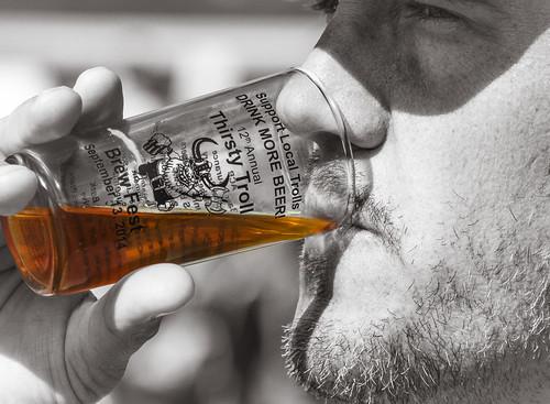 Thirsty Troll Brew Fest, Mount Horeb, Wisconsin 9/13/14  - a