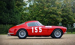 1961 Ferrari 250 GT SWB SEFAC Hot Rod  - 2014 Hampton Court Concours of Elegance