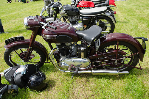 Triumph Speed Twin 5T (1950)