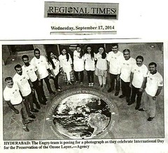 Regional Times NEWS - WWF Engro Green Office Team advocating to protect ozone layer on the the guidelines of UNEP Montreal Protocol under the lead of Wajid Hussain Junejo (Green Office Engro) Tags: world pakistan green finland corporate office general dr social corporation responsibility german say ozone liisa trade protection nunn investment lissa cyril wwf engro consulate hussain tilo helka wajid junejo fertilizers klinner ukti rohweder gpti pgbf