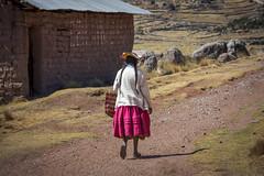 Peruviana (Leonardo Del Prete) Tags: people peru southamerica colors colours per persone colori peruvian sudamerica americadelsur peruviana