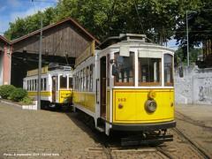 Massarelos (ernstkers) Tags: 143 203 porto portugal stcp stcp143 stcp203 streetcar tram tramvia tranvia trolley eléctrico strasenbahn bonde spårvagn
