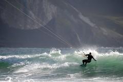 DSC_9185 (_Harry Lime_) Tags: ireland kite beach sport surfing kitesurfing mayo achill boarding keel puremagic battleofthebay