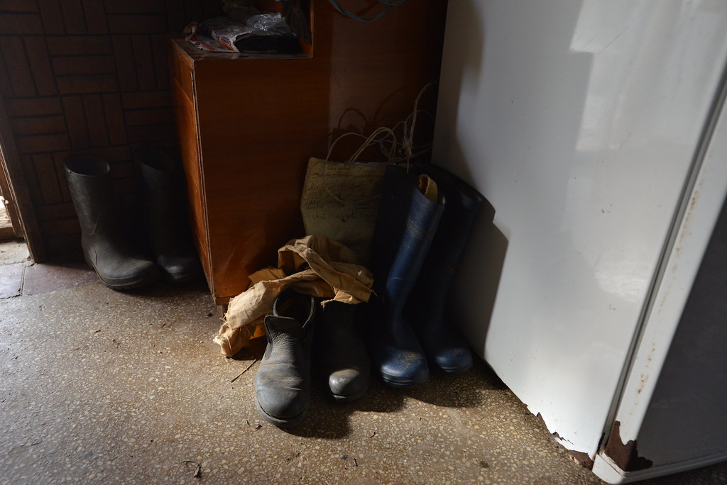 Farmers shoes