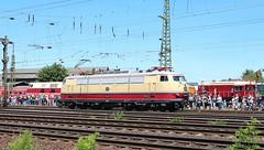E03 001 (twenterail) Tags: railroad train eisenbahn zug db trein e03 vorserienloc