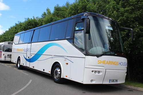 Durham City Coaches Yj10jyw Bova Futura A Photo On Flickriver