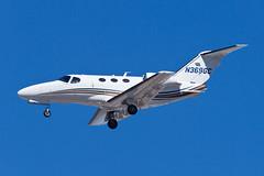 Private Cessna 510 Citation Mustang N369GC (jbp274) Tags: las klas airport airplanes mccarran bizjet cessna c510 citation