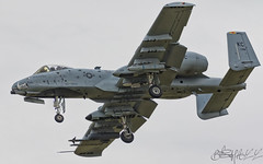 USAF Fairchild Republic A10C Thunderbolt II 80-0281 (benji1867) Tags: ex exercise jaded thunder 2016 16 raf royal air force leeming united states reserve command whiteman afb base 442nd fighter wing combat 442d operations group 303d squadron warthog cas close support avgeek avporn aviation fly flight flying jet attack bomber