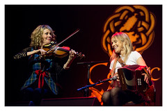 Natalie MacMaster and Sharon Shannon