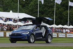Tesla Model X 2016, First Glance, Goodwood Festival of Speed (4) (f1jherbert) Tags: sonyalpha65 alpha65 sonyalpha sonya65 sony alpha 65 a65 goodwoodfestivalofspeed gfos fos festivalofspeed goodwoodfestivalofspeed2016 goodwood festival speed 2016 goodwoodengland michelinsupercarrungoodwoodfestivalofspeed michelinsupercarrungoodwood michelinsupercarrun michelin supercar run england uk gb united kingdom great britain unitedkingdom greatbritain