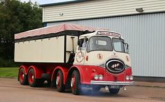 IMG_8693_1_1 (Frank Hilton.) Tags: classic truck lorry eight wheel maudsley aec atkinson albion leyalnd bristol austin outside heavy haulage crane 8 axle