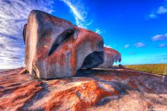 Remarkable rocks (Sougata2013) Tags: hdr hdrphotography kangarooisland southaustralia australia remarkablerocks flinderschasenationalpark nationalpark flinderschase sunset colours landscape nikon nikond7200 art rockarts lichen natural ocean southernocean