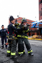 20170401-womens-history-rock-007 (Official New York City Fire Department (FDNY)) Tags: fdny join women history training firefighter