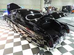 2017 World Of Wheels (blondygirl) Tags: autorama worldofwheels cavalcadeofcustoms edmonton yeg cars customs trucks auto northlands edmontonexpocentre 1949 chopped mercury stretched staleto