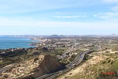 Bahía de El Campello (jgonzalez6) Tags: elcampello vista view alicante playa beach