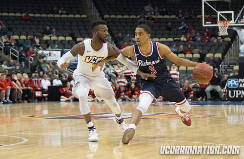 VCU vs. Richmond (A-10 Semifinals)