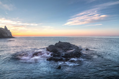 Cala S'aguia. (Ramirez de Gea) Tags: calasaguia tokinaaf1224mmf4 mar marinas water amanecer